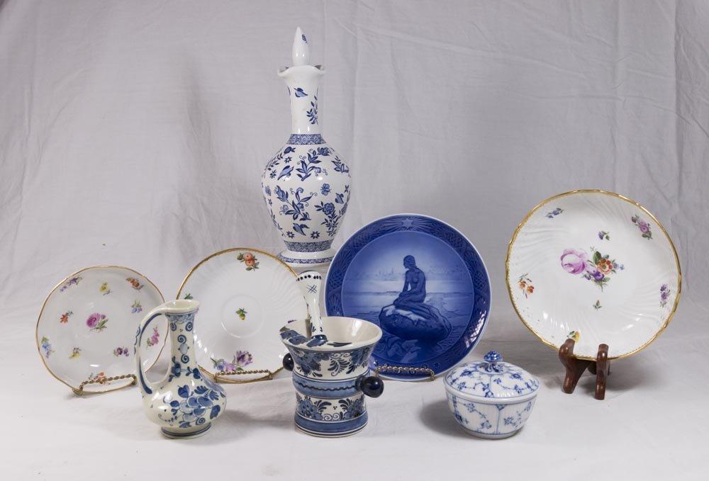 Group Lot of Porcelain