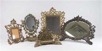 5 Brass & Bronze Items