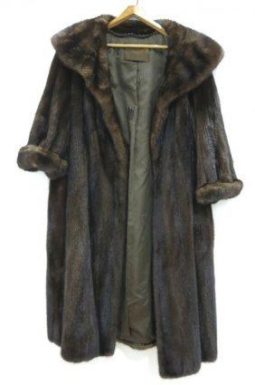 Bonwit Teller Mink Coat