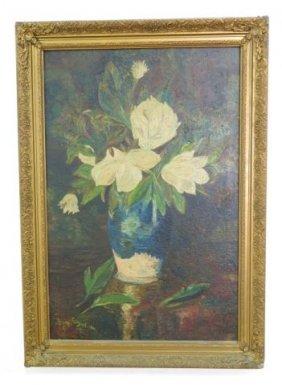Regine Katz Gilbert, Floral Still Life