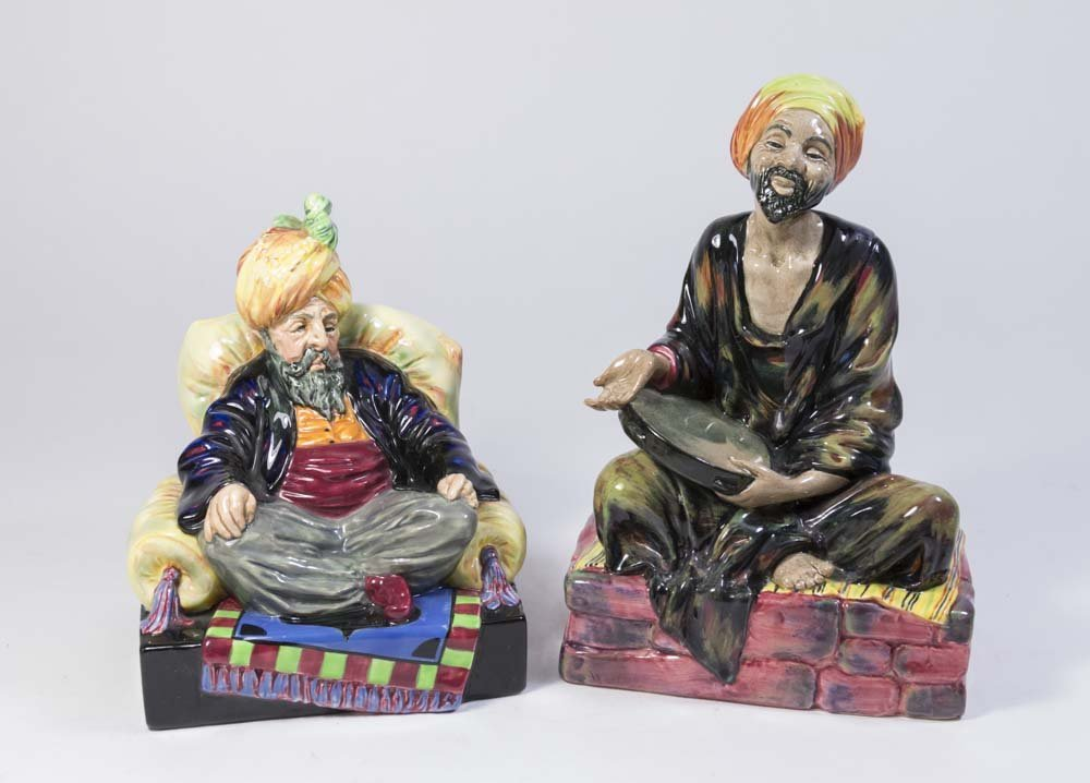 Lot of 2 Royal Doulton Figures