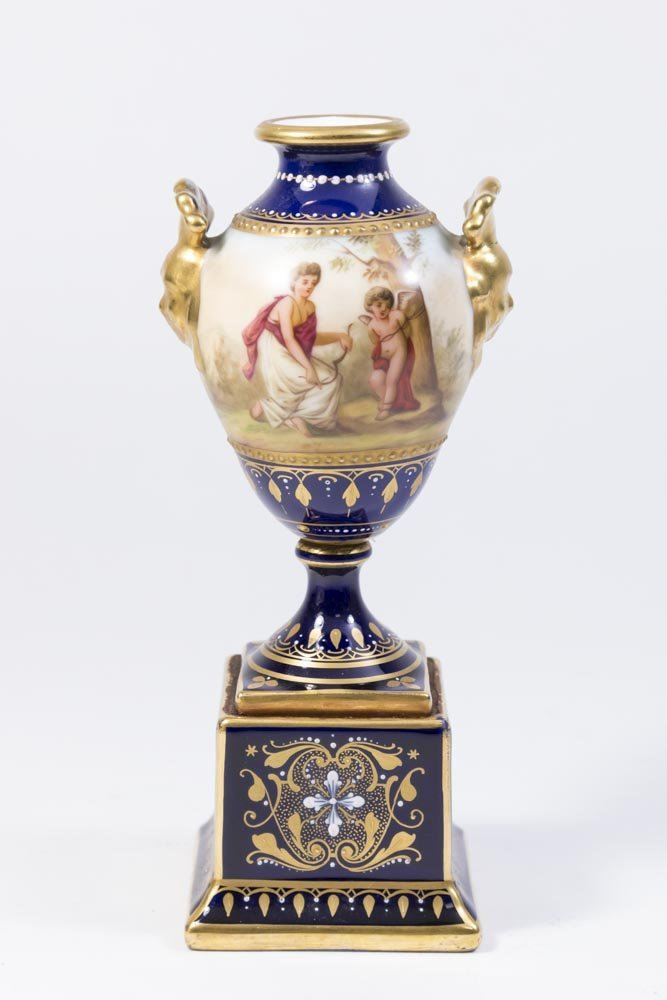 Small Royal Vienna Vase