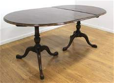 English Dining Room Table
