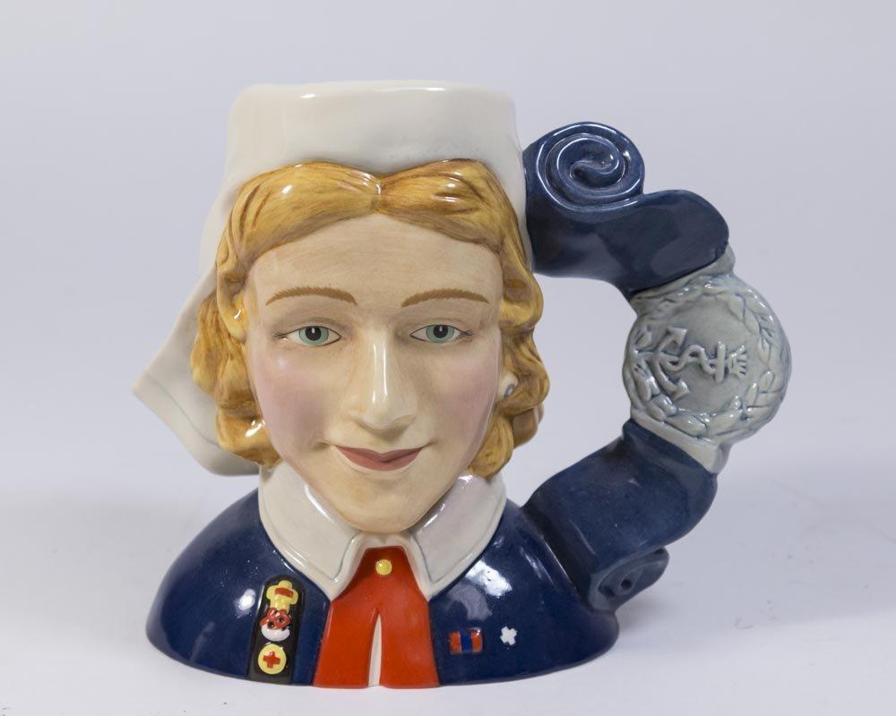 Group Lot 8 Porcelain Figures - 6