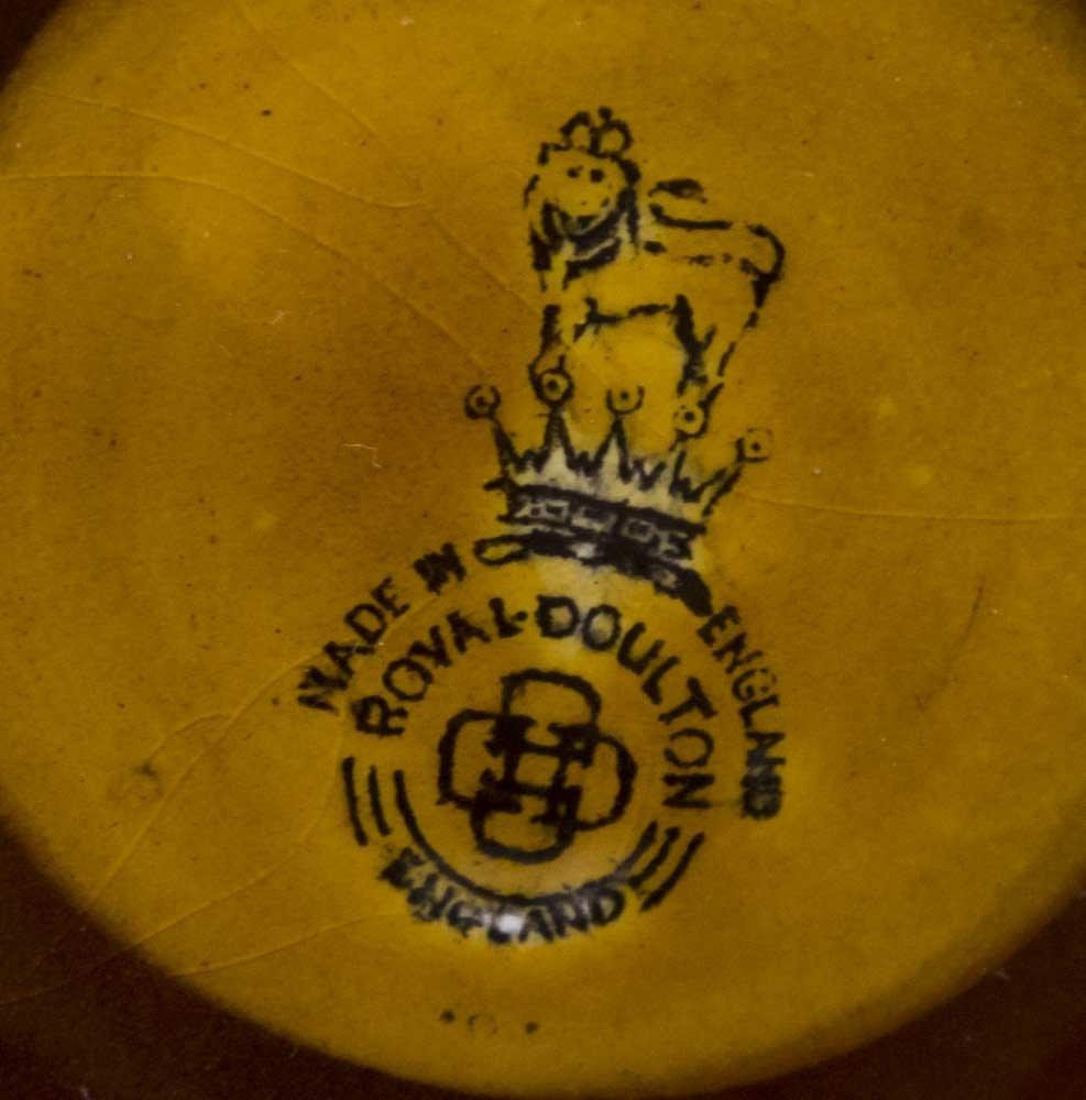Royal Doulton Lot - 6