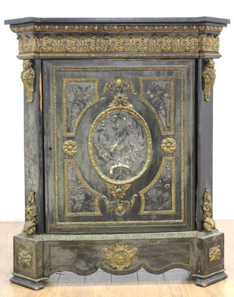 19th Century French Side Cabinet - 5