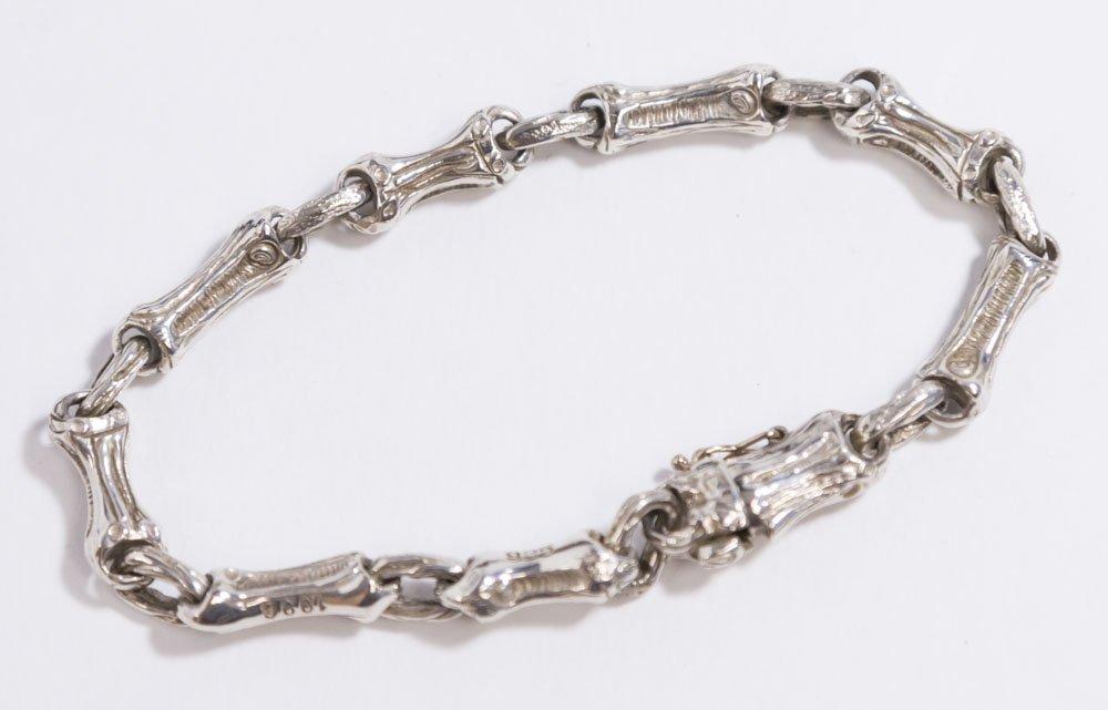 Tiffany & Co. Sterling Silver Bracelet & Pin - 3