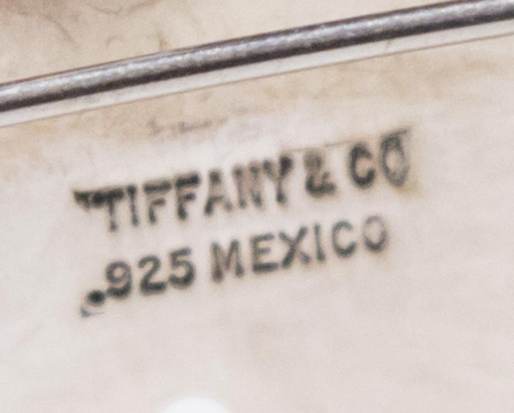 Tiffany & Co. Sterling Silver Bracelet & Pin - 4