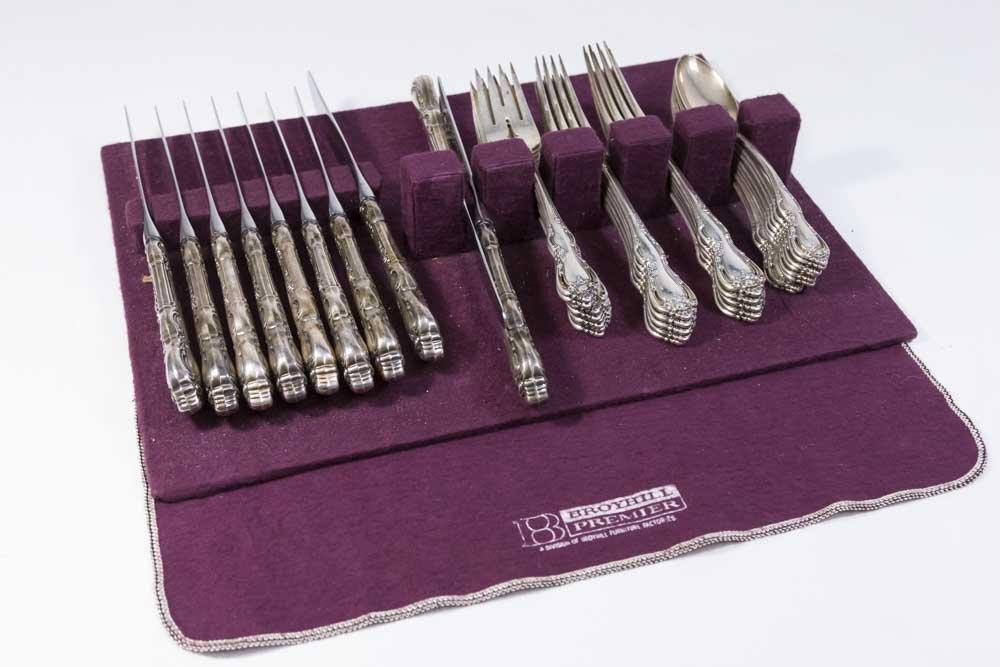 Towle Silverware Set