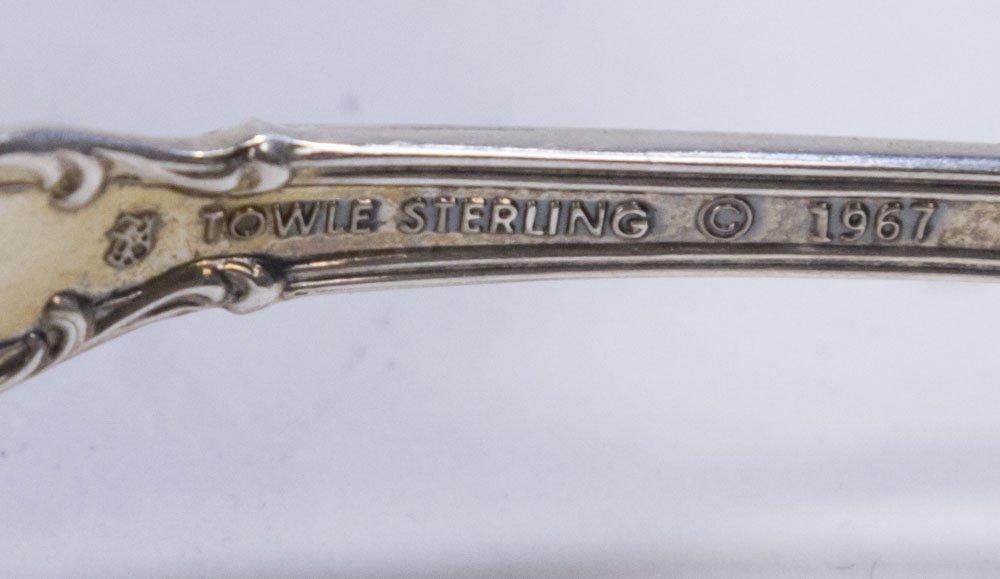 Towle Silverware Set - 4