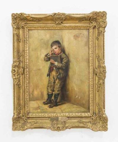 :D. Pasmore, Crying Boy