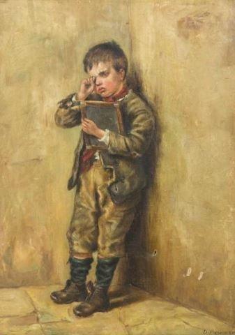 :D. Pasmore, Crying Boy - 2
