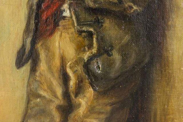 :D. Pasmore, Crying Boy - 4