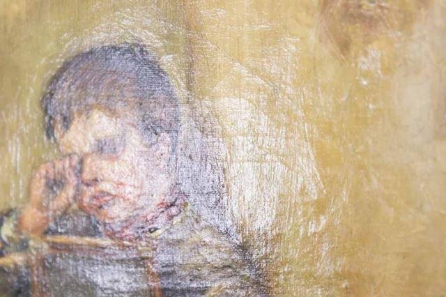 :D. Pasmore, Crying Boy - 9