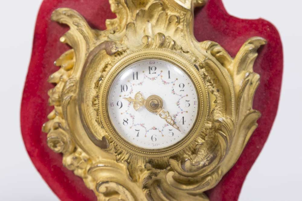 2 French Clocks - 2