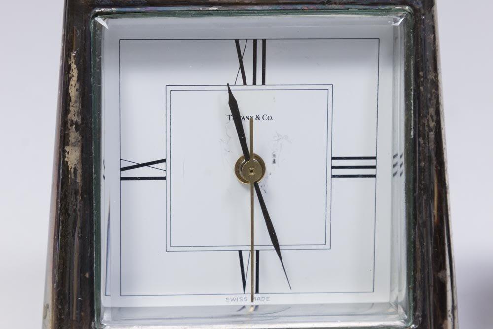 2 Travel Clocks, Tiffany & Co. & LeCoultre - 2