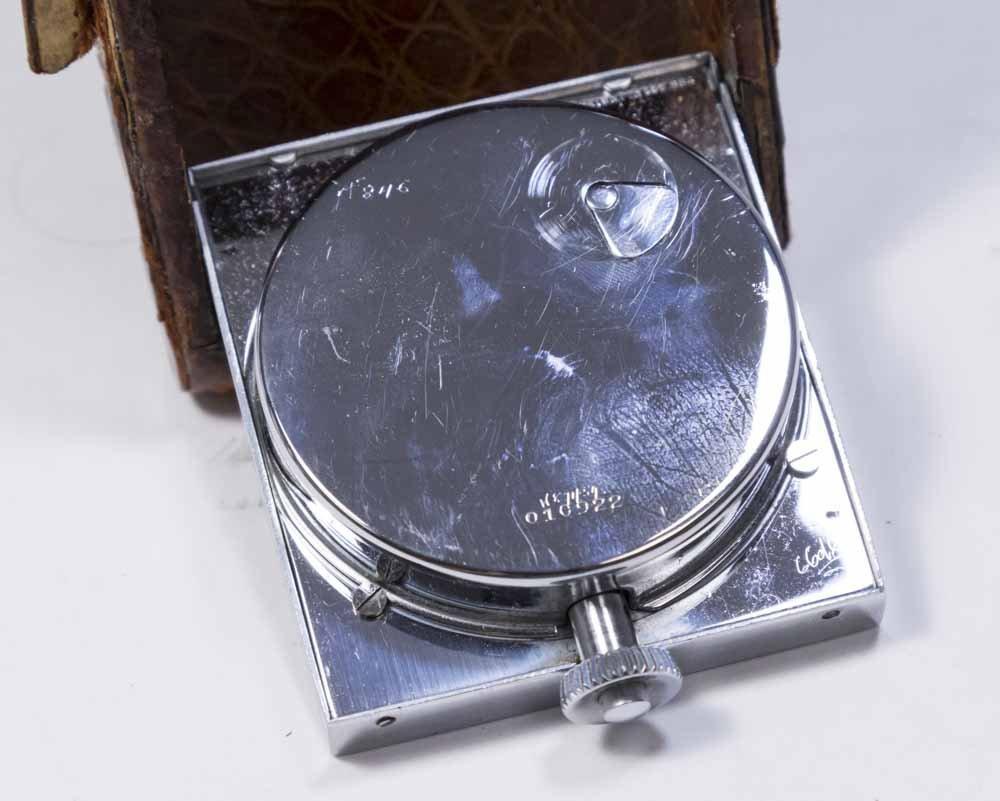 2 Travel Clocks, Tiffany & Co. & LeCoultre - 5