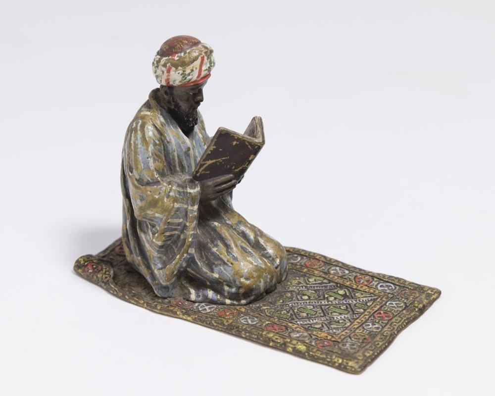 Vienna Bronze of an Arab - 2