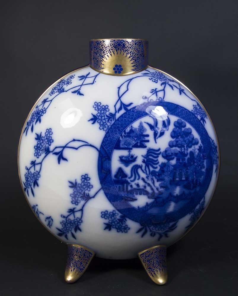 Royal Doulton Moon Vase
