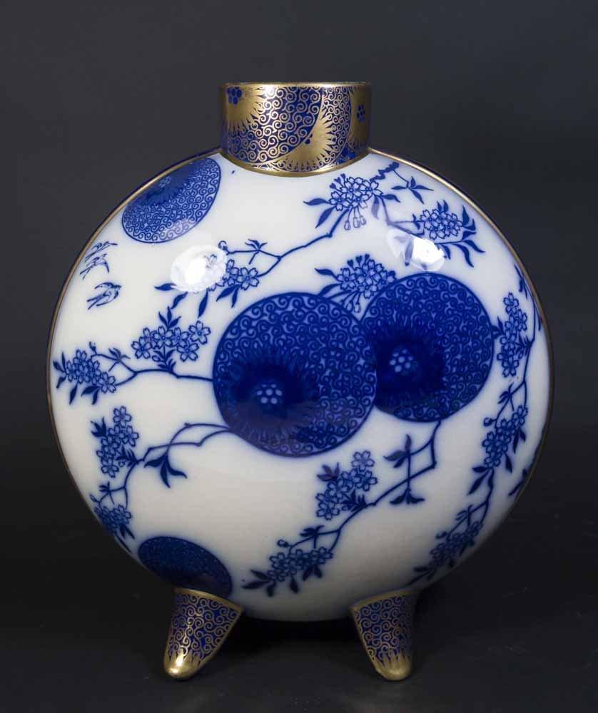 Royal Doulton Moon Vase - 5