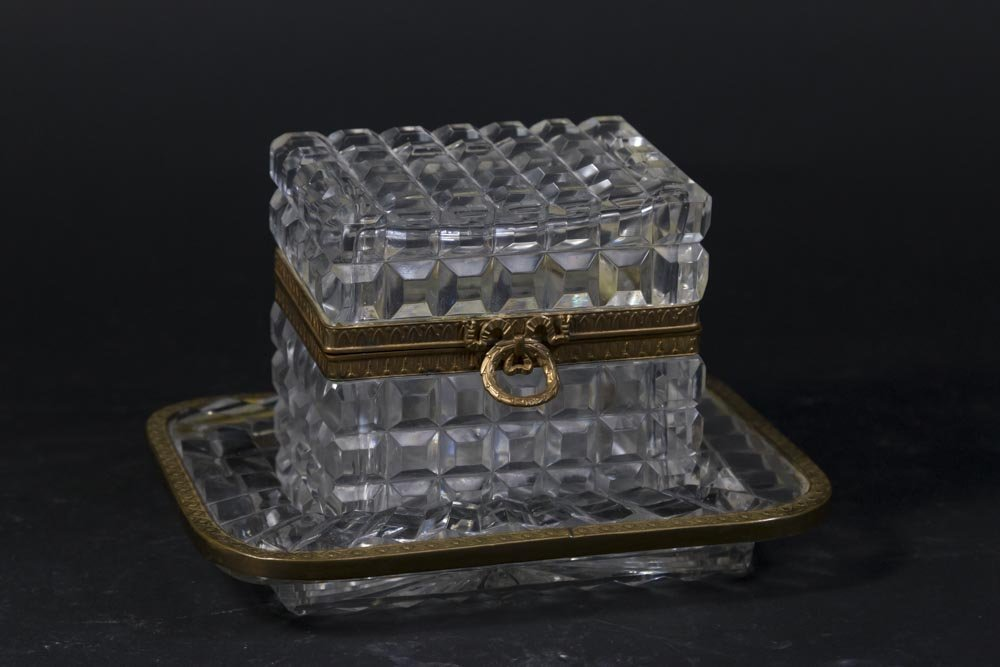 French Crystal Box
