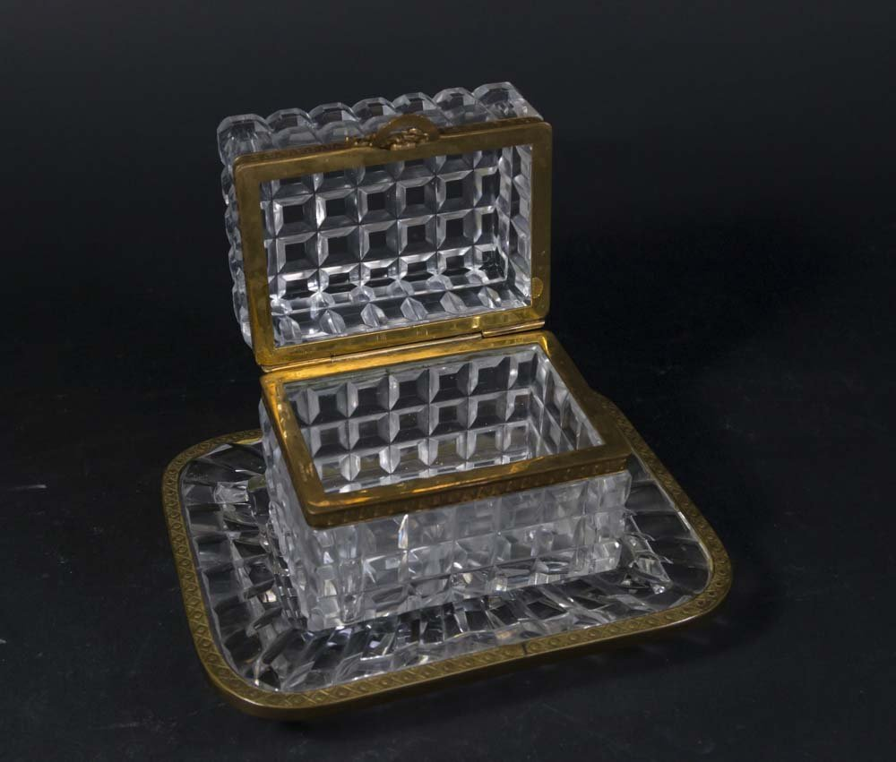 French Crystal Box - 2