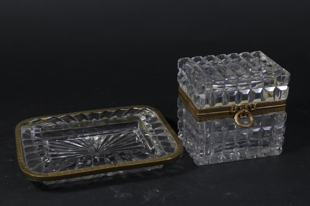 French Crystal Box - 3