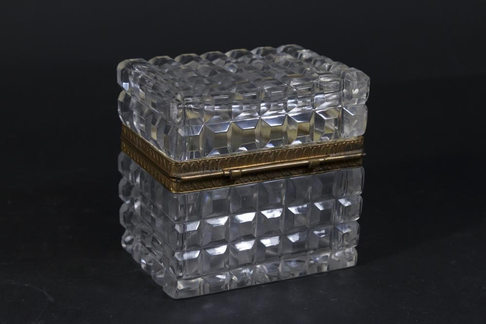 French Crystal Box - 4