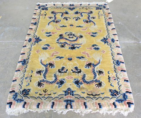 Ming Chinese Rug/Carpet