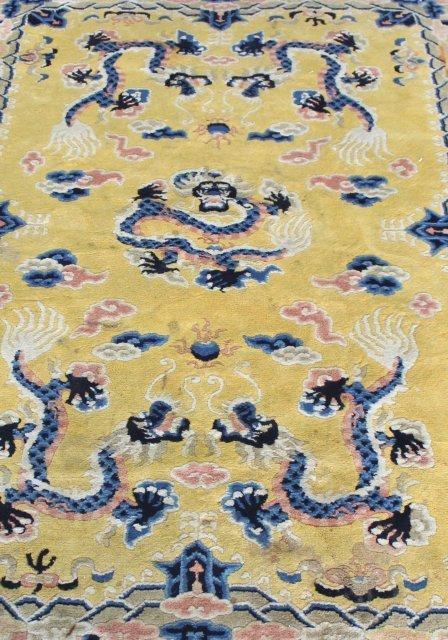 Ming Chinese Rug/Carpet - 2