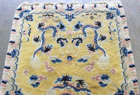 Ming Chinese Rug/Carpet - 3