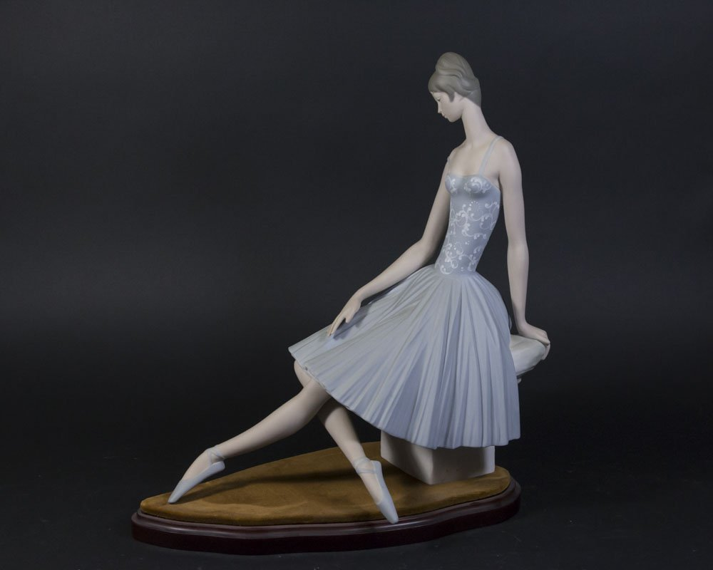 Large Lladro Figure, Ballerina