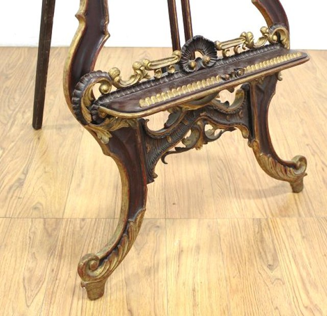 Rococo Style Painting Easel - 2