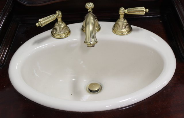 French Style Vanity Sink - 3