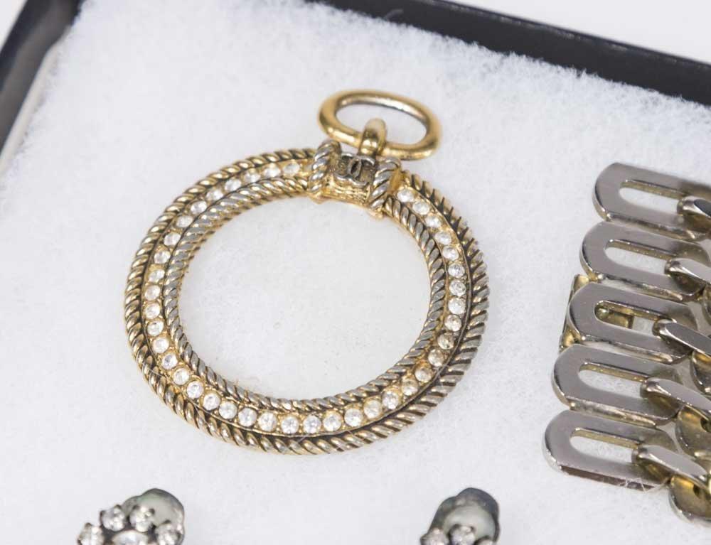 Tray of Costume Jewelry - 9