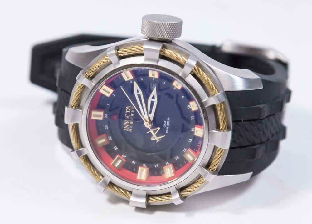 2 Invicta Men's Wrist Watches - 2