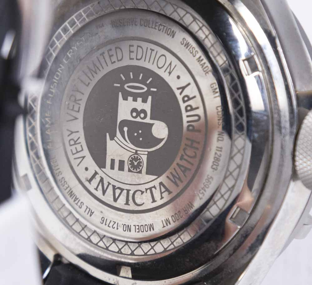 2 Invicta Men's Wrist Watches - 6