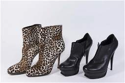 Group Lot of Women's Designer Shoes (2 Pairs)