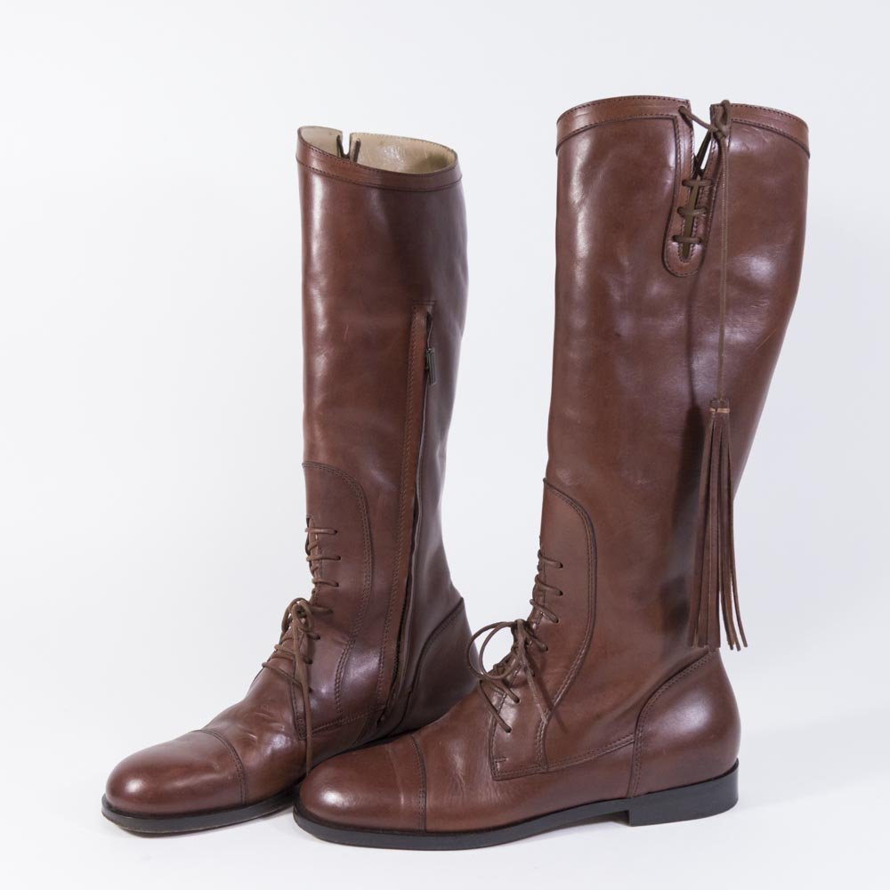 Group Lot of Women's Designer Boots - 4