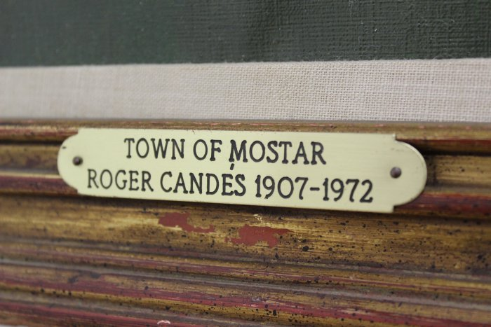 Roger Candes, Town of Mostar - 4