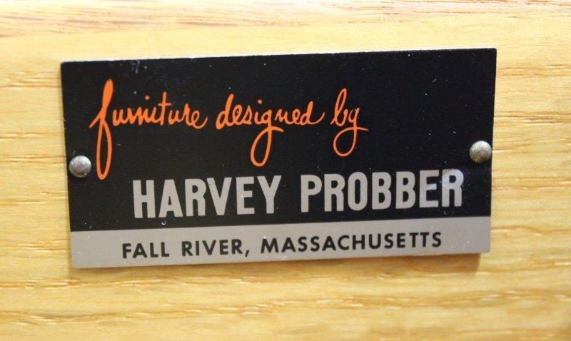 Harvey Probber Partial Ebonized Walnut Chest - 2