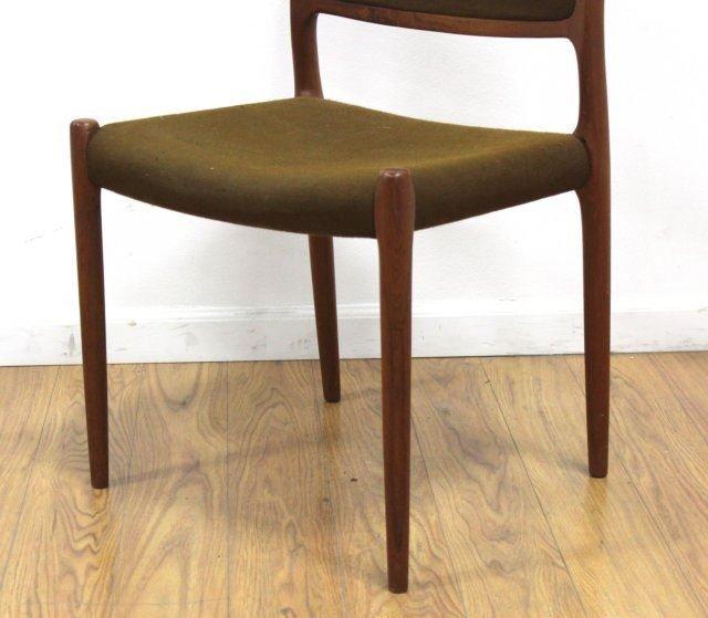 :J.L. Moller Teak Side Chair - 3