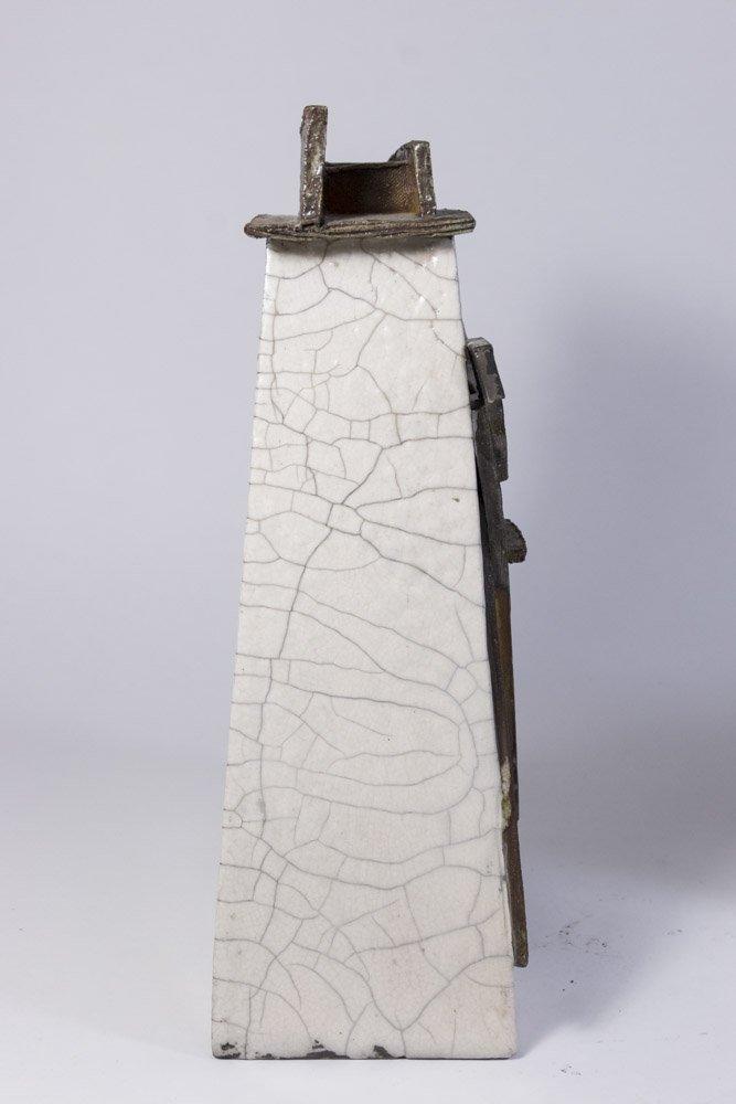 2 Ceramic Vases - 5