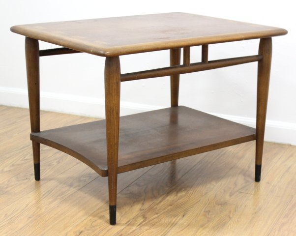 Pair Andre Bus for Lane Side Tables - 2