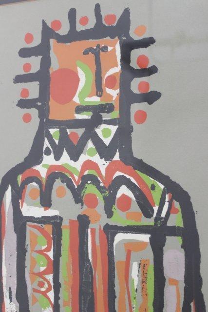 Lynn Sweat, Abstract Figure