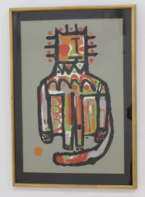 Lynn Sweat, Abstract Figure - 2