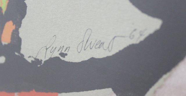 Lynn Sweat, Abstract Figure - 3