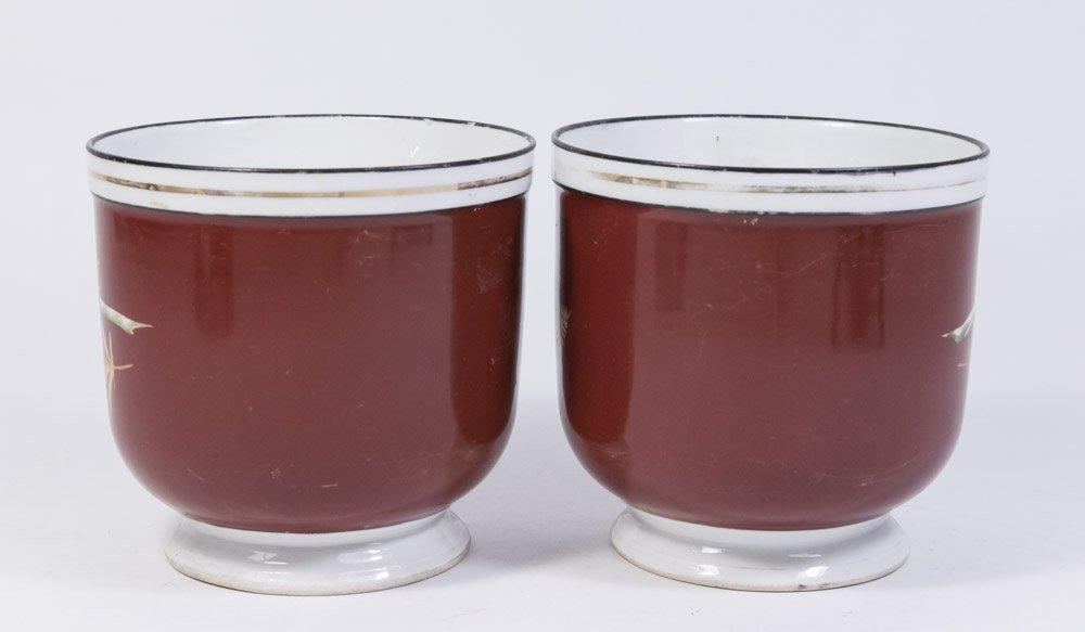 Pair Boda Porcelain Bowls - 3