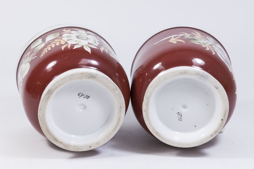 Pair Boda Porcelain Bowls - 4