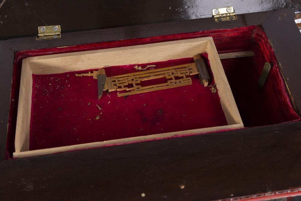 Asian Pagoda-Shaped Jewelry Box - 6